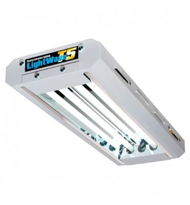 Kit LightWave T5 60 cm / 2 tubos