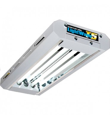 Kit LightWave T5 120 cm / 4 tubos