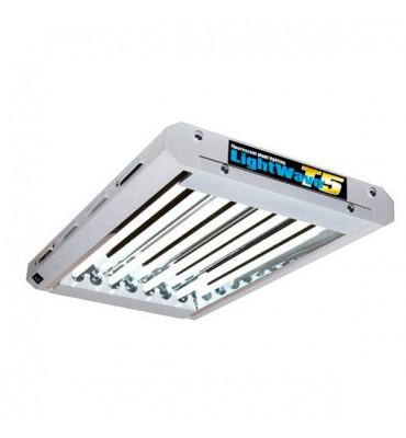 Kit LightWave T5 120 cm / 8 tubos